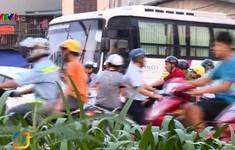 Nút giao Thụy Khuê - Văn Cao: Điểm nóng giao thông giờ cao điểm