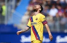 Một bàn thắng của Messi lập 3 kỷ lục Champions League