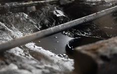 Xử lý dầu thải sông Đà cần chi phí lên tới 50 triệu đồng/m3