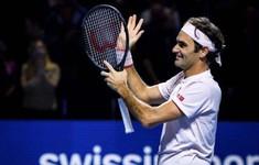 Basel mở rộng 2019: Roger Federer tốc hành vào tứ kết