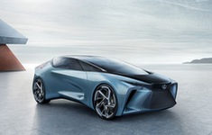 Lexus sẽ mở bán xe điện đầu tiên vào năm 2020