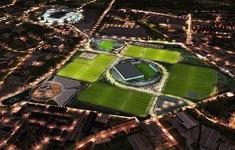 Manchester City lên kế hoạch xây sân vận động mới
