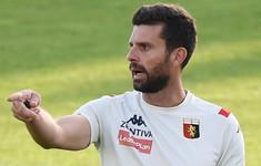 Genoa ký hợp đồng với HLV Thiago Motta