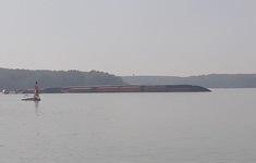 Hoàn thành trục vớt tàu chìm trên sông Lòng Tàu trước ngày 30/11