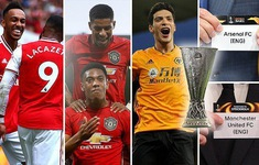 Lịch thi đấu vòng 1/16 UEFA Europa League: Club Brugge - Man Utd, Olympiacos - Arsenal...