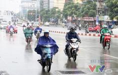 Không khí lạnh sắp tràn về gây mưa dông diện rộng