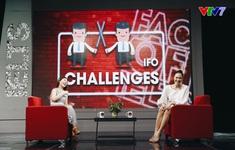 Siêu mẫu – MC Phương Mai vác bụng bầu tham gia IELTS FACE-OFF số 14