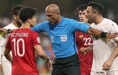 Trọng tài quen mặt thầy trò HLV Park bắt chính trận ĐT Việt Nam gặp ĐT Thái Lan