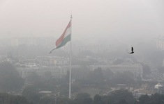 Ô nhiễm không khí tại Ấn Độ đe dọa sức khỏe trẻ nhỏ