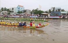 Đua ghe ngo - Nét đẹp văn hóa của đồng bào Khmer Nam Bộ