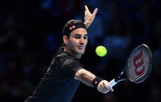Roger Federer giành chiến thắng đầu tiên tại ATP Finals 2019