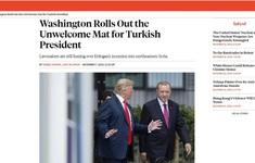 Những vấn đề tồn đọng giữa Mỹ và Thổ Nhĩ Kỳ