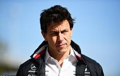 Toto Wolff sẽ vắng mặt tại GP Brazil