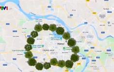 Bản đồ cây xanh của Hà Nội