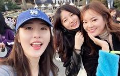Đi xem BTS, nữ thần Lee Young Ae khiến dân mạng dậy sóng