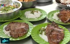 Giá thịt lợn tăng kỷ lục, nhiều quán hàng ăn gặp khó