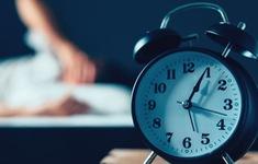 Mất ngủ làm tăng nguy cơ bệnh tim mạch