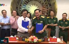 Đài THVN phối hợp với Quân khu 7 tuyên truyền về 9 nội dung chính
