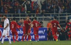 CẬP NHẬT Kết quả, BXH Vòng loại World Cup 2022: ĐT Việt Nam giành ngôi đầu bảng G