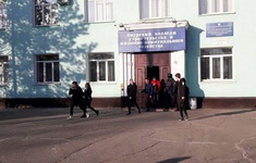 Xả súng tại trường học ở Nga