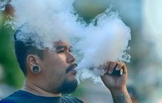 Philippines thông báo về ca bệnh đầu tiên liên quan đến thuốc lá điện tử