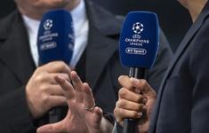 BT Sport có được bản quyền Champions League tại Vương quốc Anh