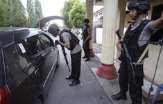 Indonesia đẩy mạnh hoạt động truy quét khủng bố