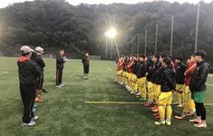 Đội tuyển nữ Việt Nam đá giao hữu với CLB Yonogo Belle: Yên tâm vấn đề thể lực và tinh thần thi đấu