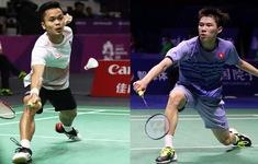 TRỰC TIẾP Các trận chung kết giải cầu lông Hong Kong - Trung Quốc mở rộng 2019