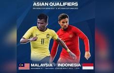 TRỰC TIẾP BÓNG ĐÁ ĐT Malaysia 0-0 ĐT Indonesia (H1): Nhập cuộc đầy hứng khởi!