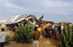 Tai nạn giao thông tại Ấn Độ khiến hơn 10 người thiệt mạng