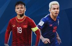 TRỰC TIẾP ĐT Việt Nam - ĐT Thái Lan: Tiến Linh đá chính, Công Phượng dự bị (Vòng loại World Cup 2022 khu vực châu Á)
