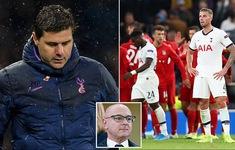 CHÍNH THỨC: Tottenham sa thải HLV Pochettino!