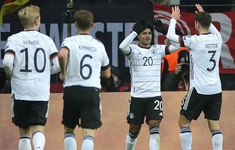 Kết quả, BXH vòng loại EURO 2020, ngày 20/11: ĐT Đức 6-1 ĐT Bắc Ai-len, ĐT Hà Lan 5-0 ĐT Estonia, ĐT Bỉ 6-1 ĐT Đảo Síp...