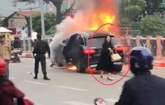 Đã xác định danh tính nữ tài xế gây tai nạn liên hoàn tại Hà Nội