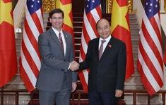 """""""Việt Nam luôn coi Hoa Kỳ là một trong những đối tác quan trọng hàng đầu"""""""