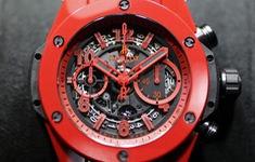 Giảm mạnh xuất khẩu đồng hồ Thụy Sỹ sang Hồng Kông, Trung Quốc