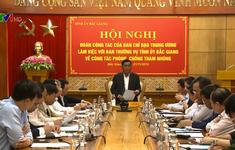 Phát huy vai trò của nhân dân trong phòng, chống tham nhũng