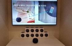 Samsung trình làng loa AI có tính năng vượt trội