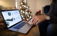 95% người tiêu dùng Mỹ mua sắm trên mạng trong mùa Giáng sinh