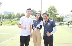 Đoàn Văn Hậu bất ngờ xuất hiện trong chương trình Cầu thủ nhí 2019