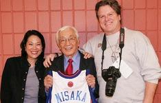 Huyền thoại NBA Wataru Misaka qua đời ở tuổi 95