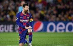 """Người cũ Inter muốn Messi và Ronaldo """"đoàn tụ"""" ở Serie A"""