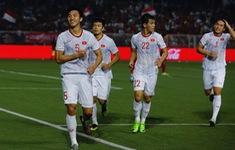 VIDEO Highlights hiệp 1: U22 Indonesia 0-1 U22 Việt Nam (Chung kết môn bóng đá nam SEA Games 30)