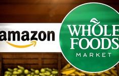 """Nhìn lại hơn 2 năm Whole Foods """"về chung nhà"""" với Amazon"""