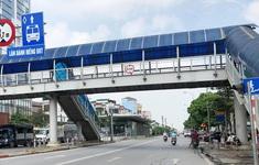 Tp. Hà Nội chuẩn bị xây 10 cầu vượt cho người đi bộ