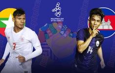TRỰC TIẾP BÓNG ĐÁ: U22 Myanmar - U22 Campuchia (Tranh HCĐ môn bóng đá nam SEA Games 30)