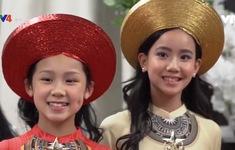 Hai nghệ sĩ nhí người Việt nhận giải thưởng tại Anh