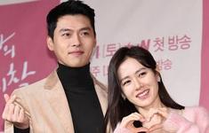 Hyun Bin và Son Ye Jin vui vẻ khi nhắc tới tin đồn hẹn hò