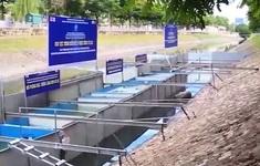 Làm sạch sông Tô Lịch bằng công nghệ Nhật Bản: Phản hồi của Sở Xây dựng Hà Nội